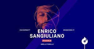 ZUCKERWATT w/ Enrico Sangiuliano